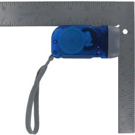 Branded Hand-Powered Flashlight