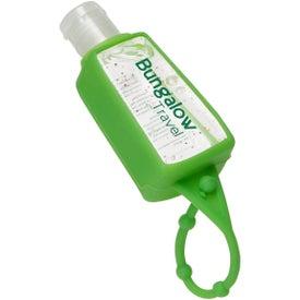 Gel Go Hand Sanitizer Carrier for Marketing