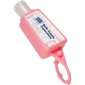 Gel Go Hand Sanitizer Carrier for Your Organization