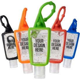 Gel Go Hand Sanitizer Carriers (1 Oz.)