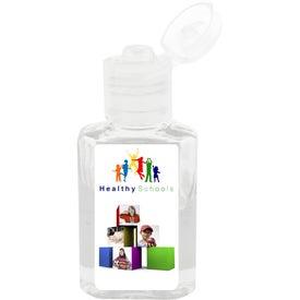 Hand Sanitizer Gel (1 Oz.)
