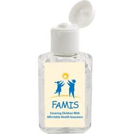 Hand Sanitizer Gel (2 Oz., Full Color)