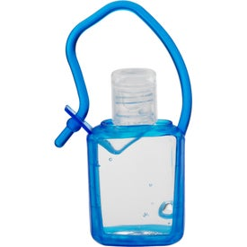 Hand Sanitizer In Silicone Case for your School