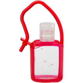 Hand Sanitizer In Silicone Case for Customization