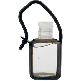 Company Hand Sanitizer In Silicone Case