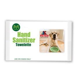 Hand Sanitizer Towelettes
