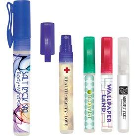 Hand Sanitizer Spray Pump