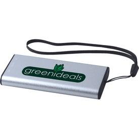 Branded Handheld Solar Charger