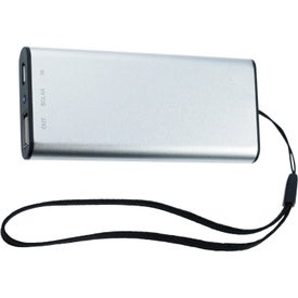 Handheld Solar Charger with Your Logo
