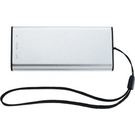 Handheld Solar Charger for Advertising