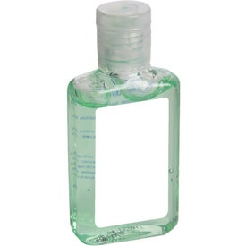 Hand Sanitizer Gel with Aloe Imprinted with Your Logo
