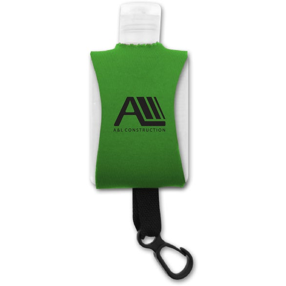 Hand Sanitizer Gel with Neoprene Jacket