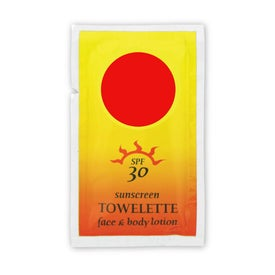 HandsFree SPF 30 Sunscreen Towelette