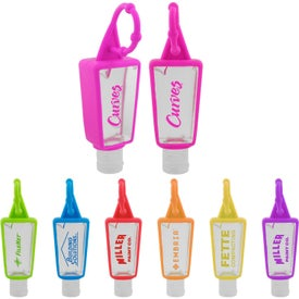 Handy-Holder Sanitizer