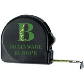 Promotional The Handyman Locking Tape Measure