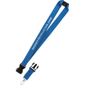 Personalized Hang In There Lanyard