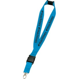 Hang In There Lanyard with Your Logo