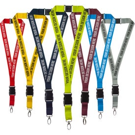 Hang In There Lanyard Giveaways