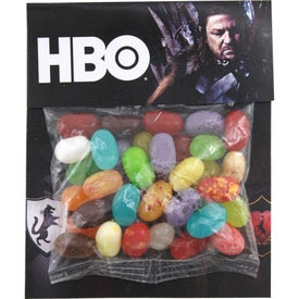 Jenny Billboard Candy Bag (Medium, Jelly Bellies)