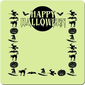 Personalized Happy Halloween Jumbo Square Jar Opener