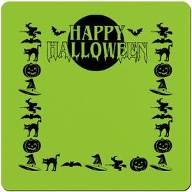 Happy Halloween Stock Jar Opener with Your Slogan