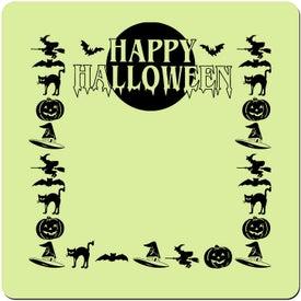 Custom Happy Halloween Stock Jar Opener