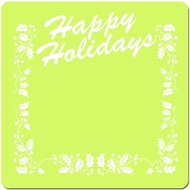 Company Happy Holidays Stock Jar Opener