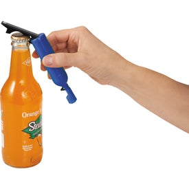 Happy Nest Mini Bottle Opener with Your Slogan