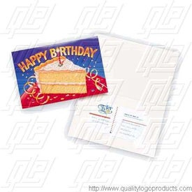 Happy Birthday Ring Card