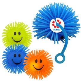 Happy Face Yo-Yo Ball for Your Company