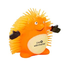 Advertising Happy Hedgehog Puffer Pet