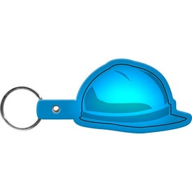Hard Hat Key Tag Imprinted with Your Logo