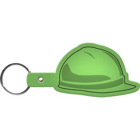 Hard Hat Key Tag for Your Organization