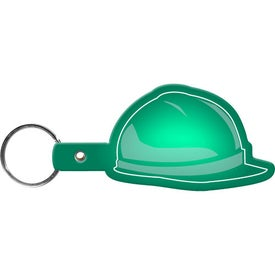 Hard Hat Key Tag for Your Company