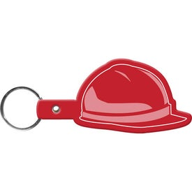 Hard Hat Key Tag for Advertising