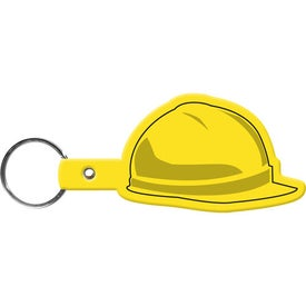 Hard Hat Key Tag