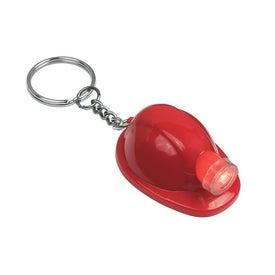 Customized Hard Hat LED Key Chain