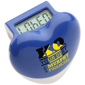 Healthy Heart Step Pedometer for Your Organization