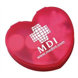 Imprinted Heart Box