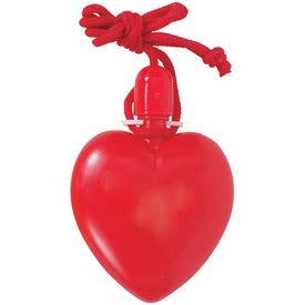 Heart Bubble Necklace for Marketing