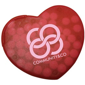 Heart Credit Card Mint for Advertising