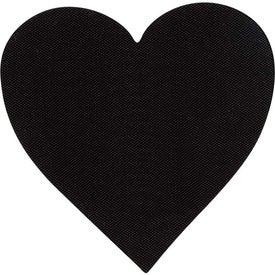 Promotional Customizable Heart Jar Opener