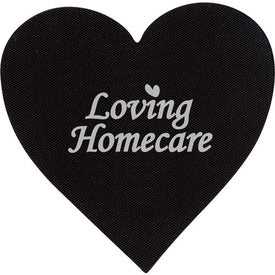 Advertising Customizable Heart Jar Opener