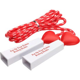 Personalized Heart Fitness Jump Rope