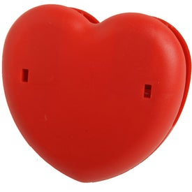 Promotional Heart Keep-it Clip