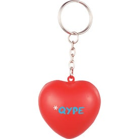 Custom Heart Keychains