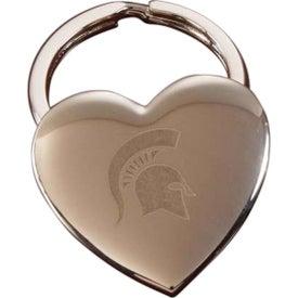 Heart Keytag