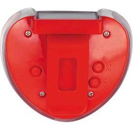 Company Heart Pedometer