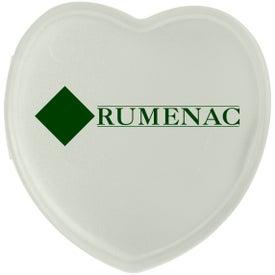 Customizable Heart Pill Box for Your Organization