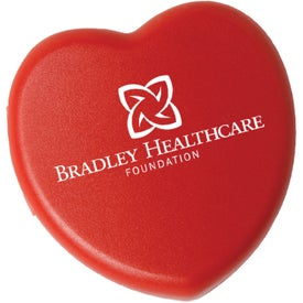 Customizable Heart Pill Box for your School